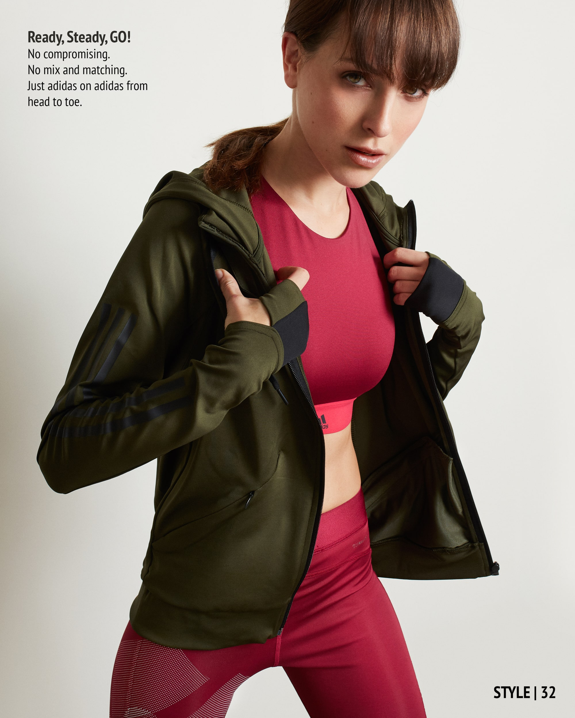 TIFFANY WINTELER Sport Editorial